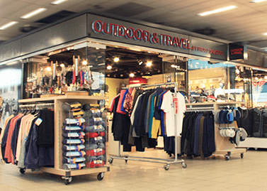 Outdoor & Travel Schiphol Plaza